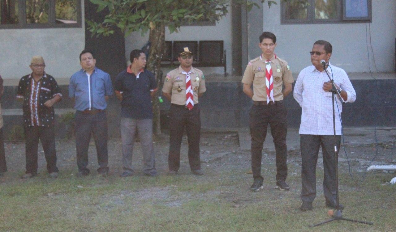 Ketua Prodi DIII Keperawatan Meulaboh Buka PERSAMI SBH Poltekkes Kemenkes Aceh
